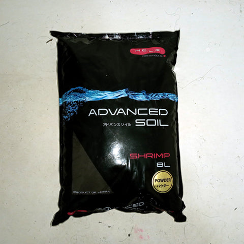 HELP Advanced Soil Shrimp Powder 8L