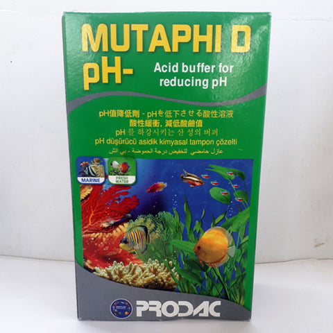 Mutaphi D pH- 500ml