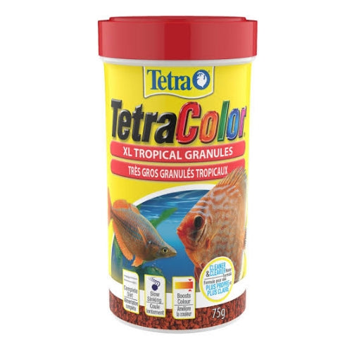 Tetra Color XL Tropical Granules 75g