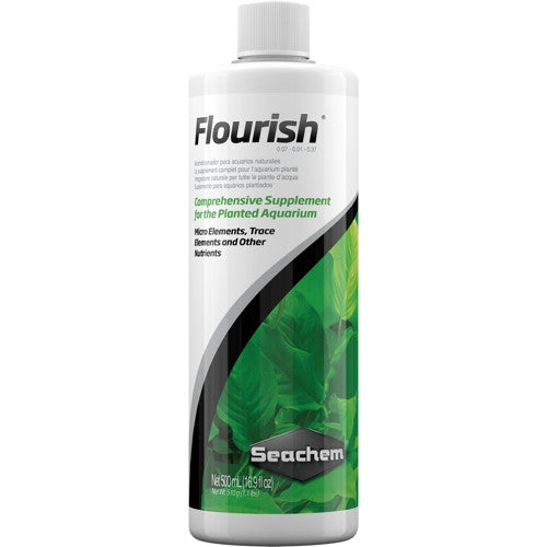 Flourish 500 ML, Aditivos - AQUAPLANTAS
