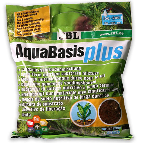 AQUAPLANTASMX - Aquabasis Plus - 2,5 L - Sustratos