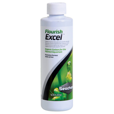 AQUAPLANTASMX - Flourish Excel 250ML - Aditivos
