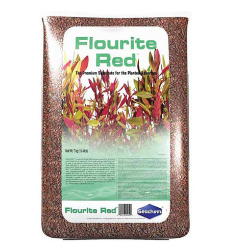 AQUAPLANTASMX - Flourite Red 7Kg - Sustratos