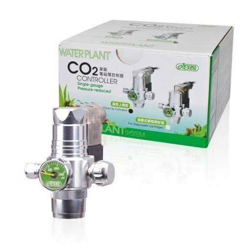 ISTA Regulador de CO2 Simple con Solenoide
