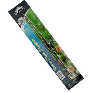 Pinza recta Boyu, Aquascaping - AQUAPLANTAS - 2