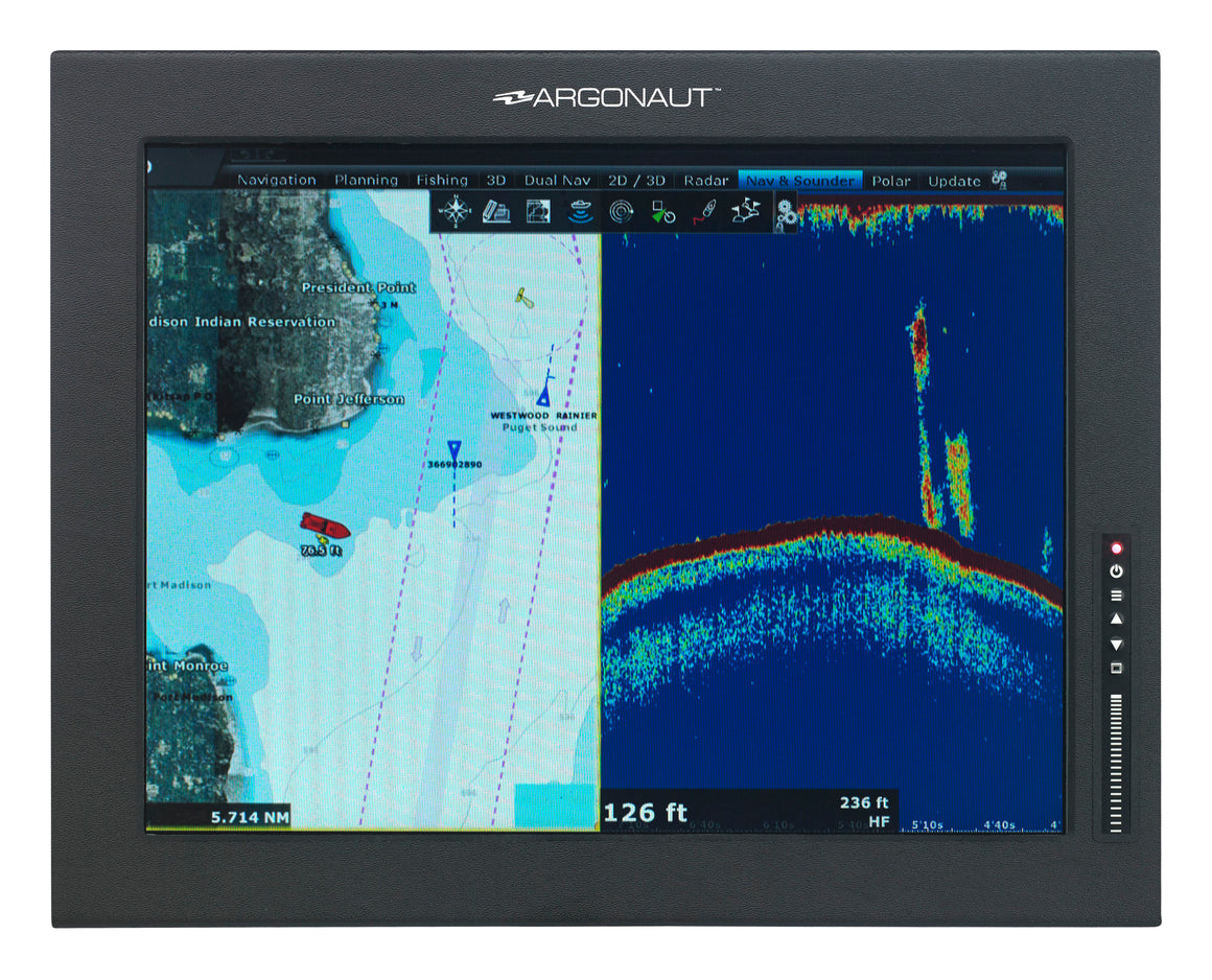 G815XL Marine Monitor    NOTE: PRODUCT AVAILABLE JANUARY, 2020