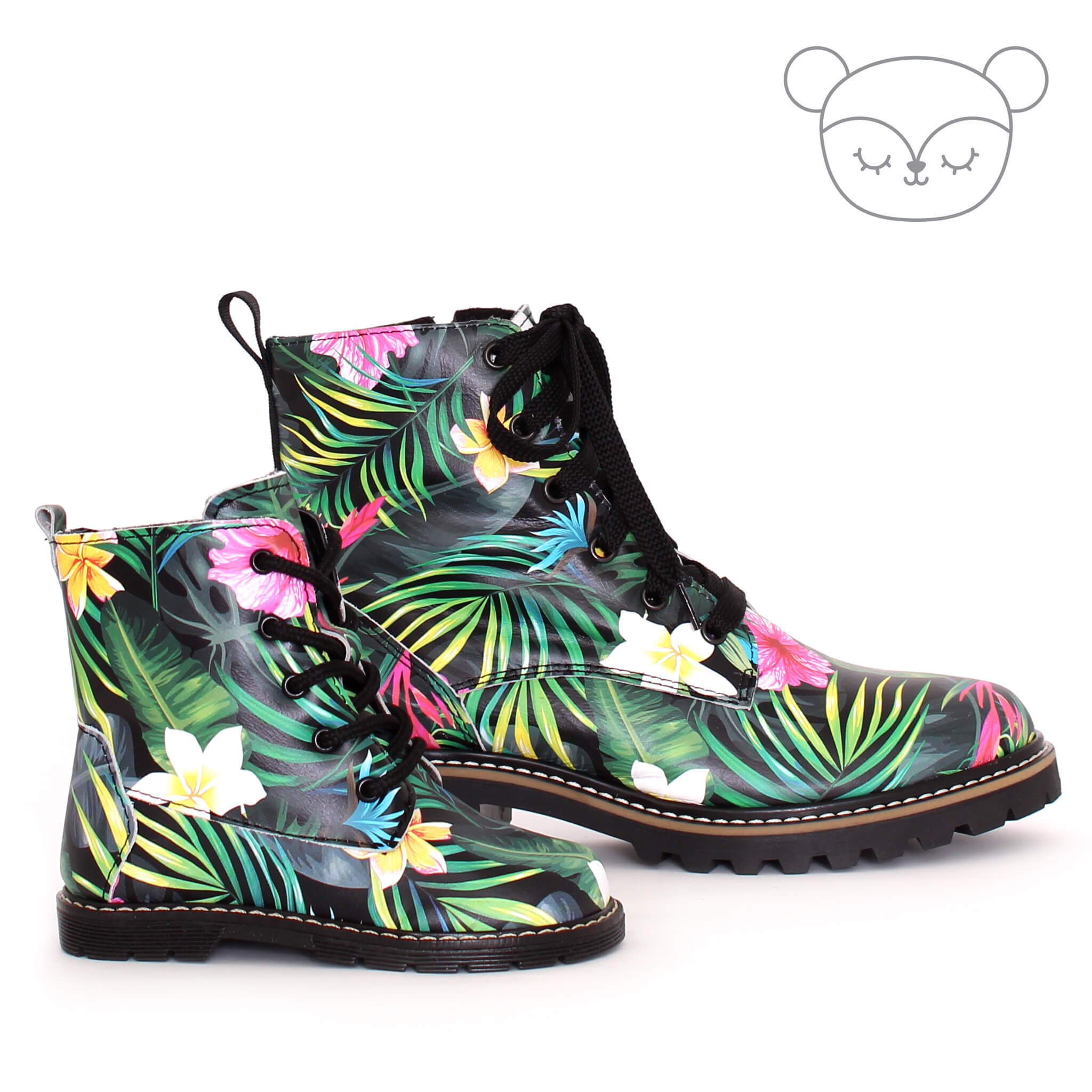 MAÊL - Botte Camille Tropical pour fille