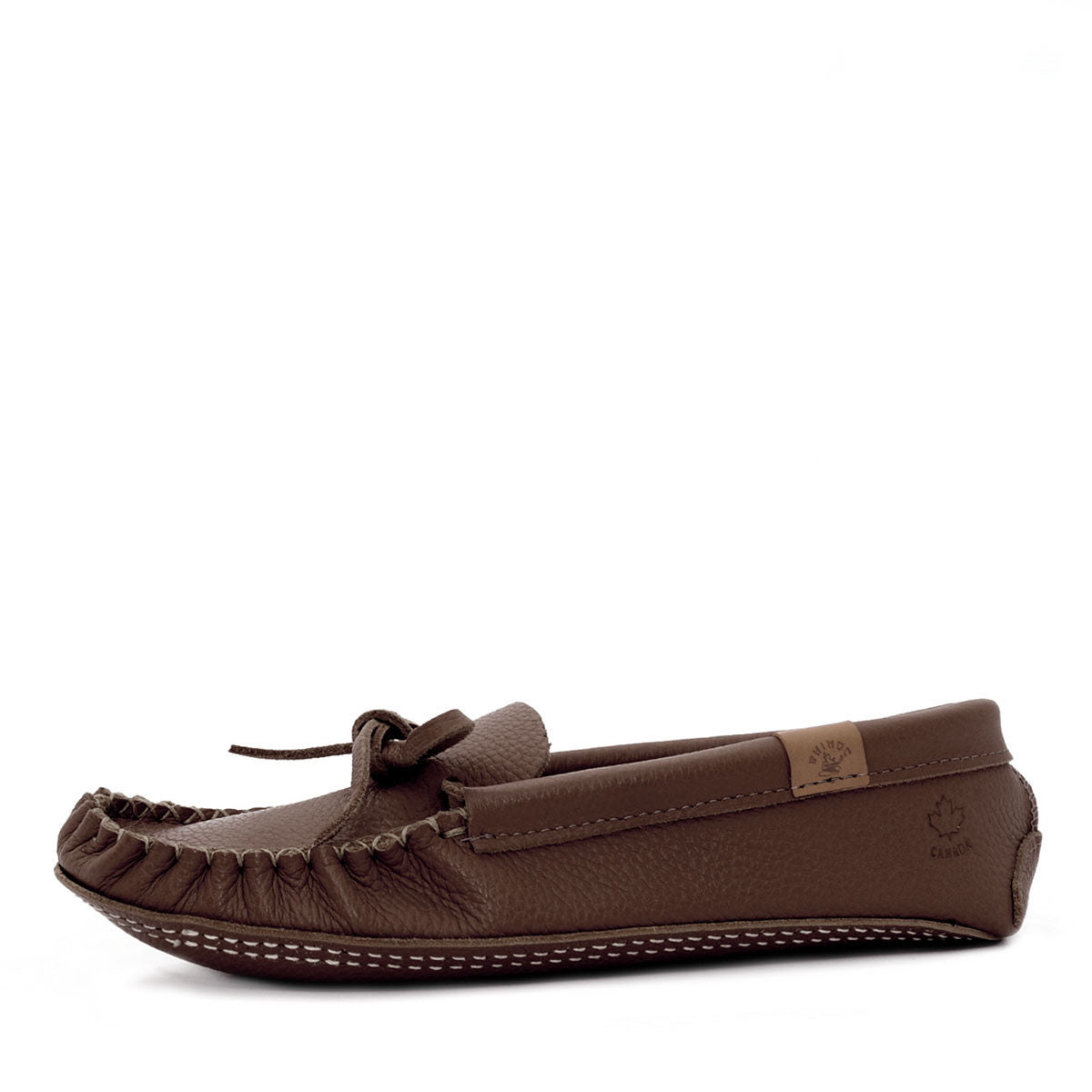 AMIMOC Mocassin Dakota Grizzly Brun