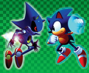 Sonic CD Vinyl Soundtrack