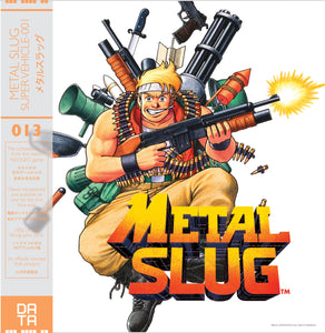 DATA013: Metal Slug