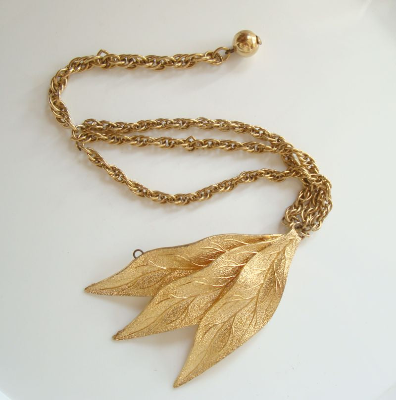 Mystery Item Number 2  What is it - Gold Filled Chatelaine maybe Definitely Vintage