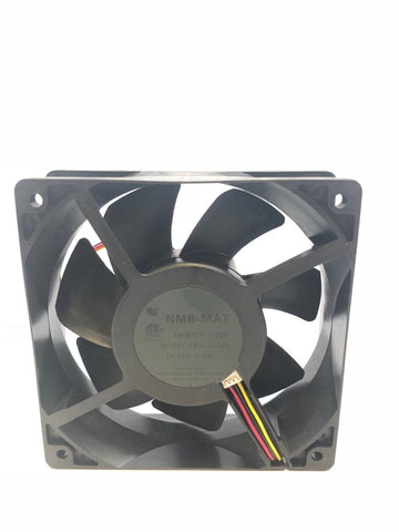 NMB-MAT/PANAFLO 120x38mm FBA12G12H1BX High Speed Fan with 3pin or 4pin wire