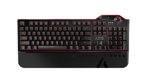 AZIO MGK L80 Mechanical Gaming Keyboard