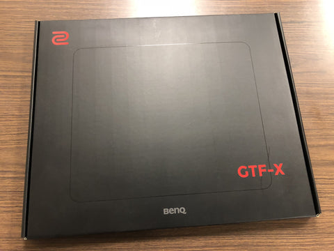 ZOWIE BENQ GTF-X Competitive Gaming Mousepad (Flat Packaging)