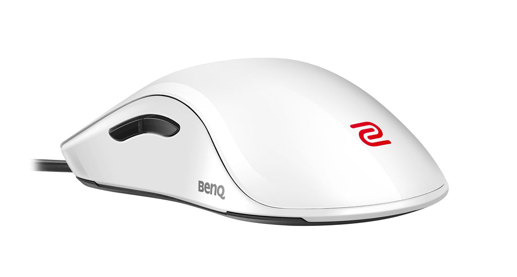ZOWIE Special Edition FK1 WHITE in Glossy Coating by BenQ  **Free Shipping within Continental US**