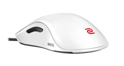 ZOWIE Special Edition FK1+ WHITE in Glossy Coating by BenQ  **Free Shipping Continental US**