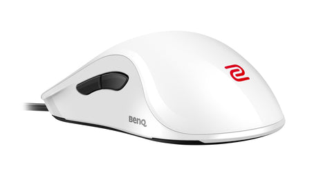 ZOWIE Special Edition ZA12 WHITE in Glossy Coating by BenQ ***Canadian Special with Free Shipping***