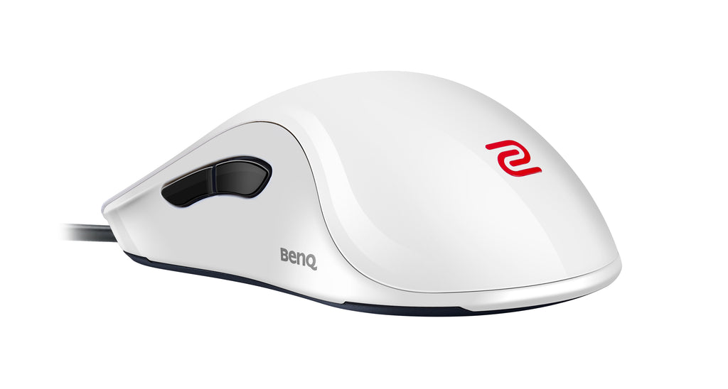 ZOWIE Special Edition ZA13 WHITE in Glossy Coating by BenQ  **Free Shipping within the Continental US**