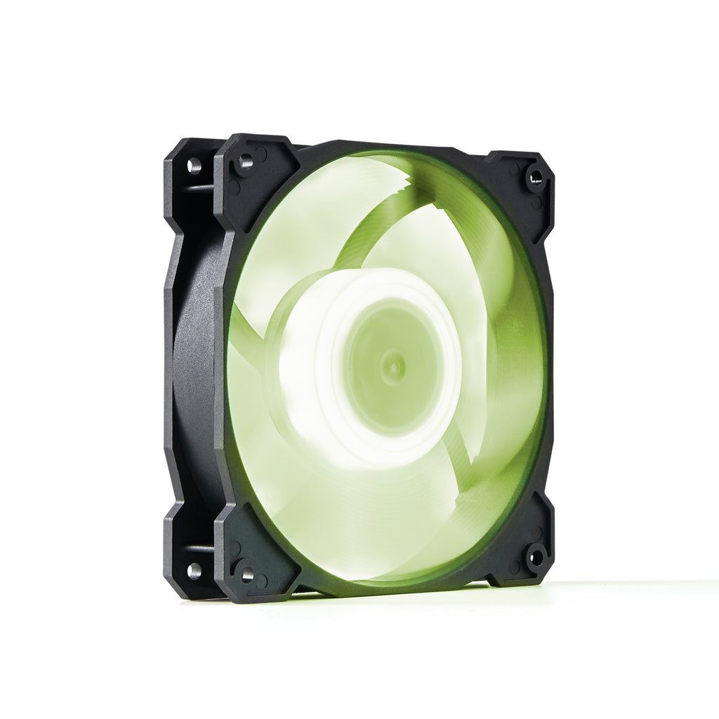 GELID SOLUTIONS Radiant (FN-RADIANT-20) 120mm Extreme Performance RGB Fan