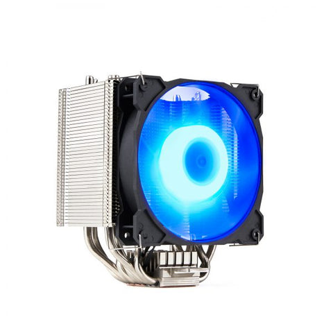 GELID SOLUTIONS SIROCCO (CC-Sirocco-01-A) Cooler with RGB LED Fan