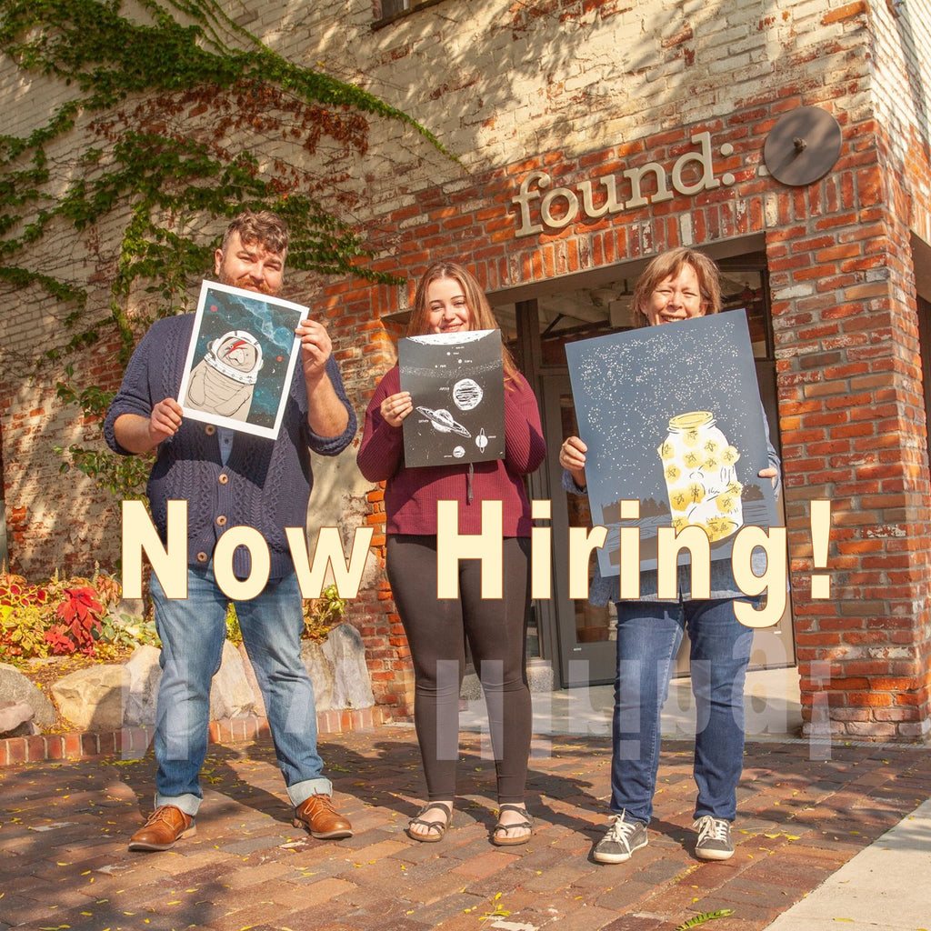 Found is hiring October 2020