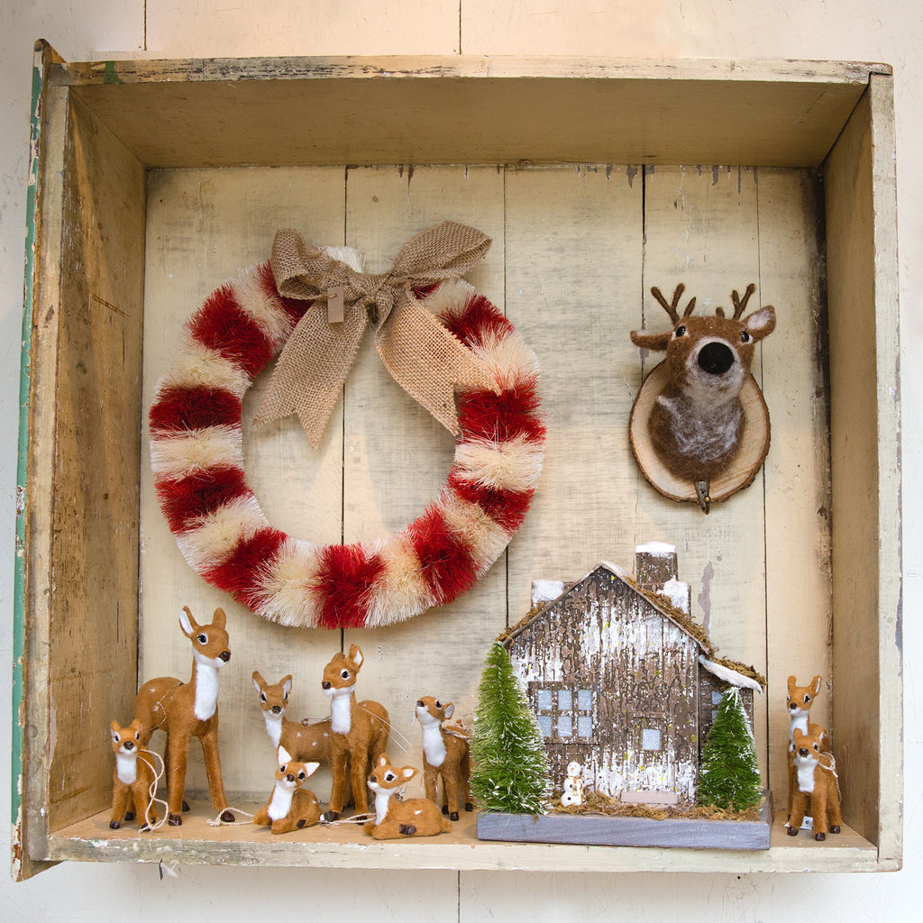 Sweet Little Deer Ornaments at Found