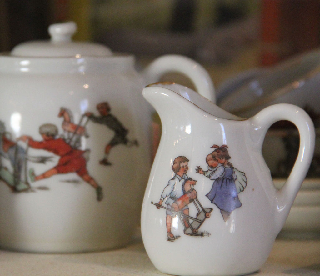 New thIS week: Vintage China Dishes