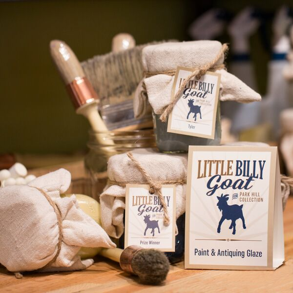 Little Billy Goat Chalk Paint