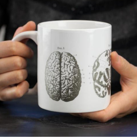 Anatomical Brain 20oz Mug