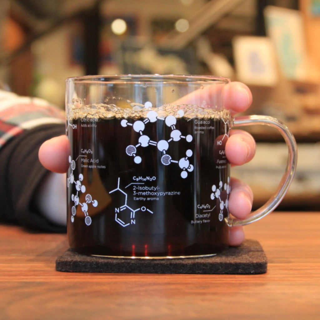 The Science of Coffee 13oz mug