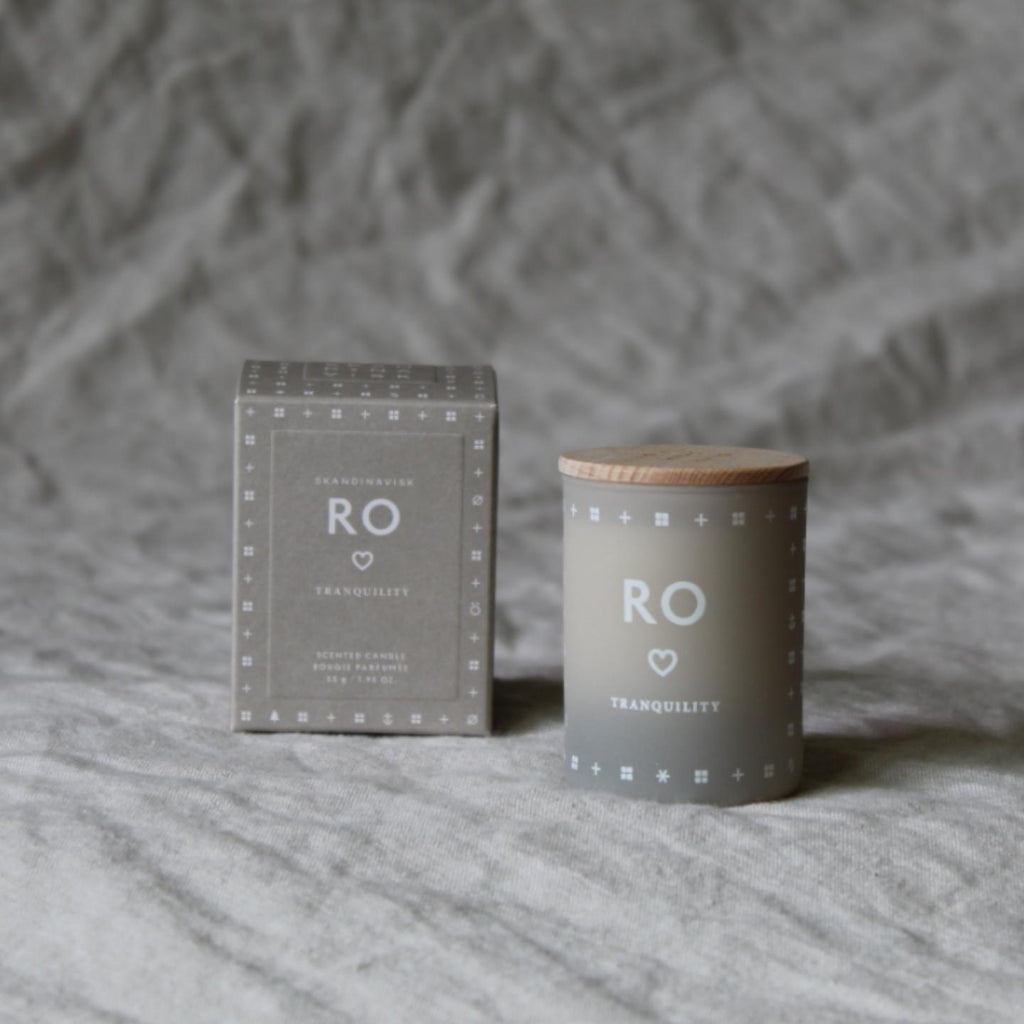 RO Mini Scented Candle