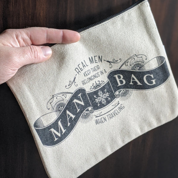 Man Bag Shaving Bag