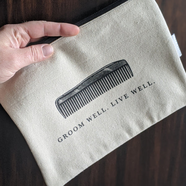 Groom Well Shaving Bag