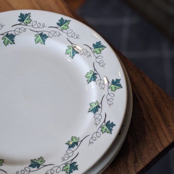 Vintage Syracuse Bread Plates - Set of Four