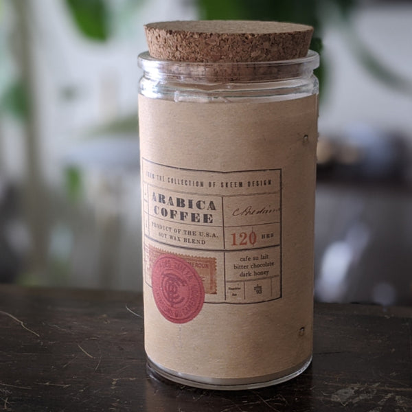 Arabica Coffee Candle 16 oz