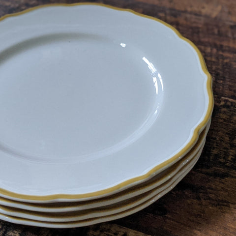 Vintage Syracuse Plates - Set of Four