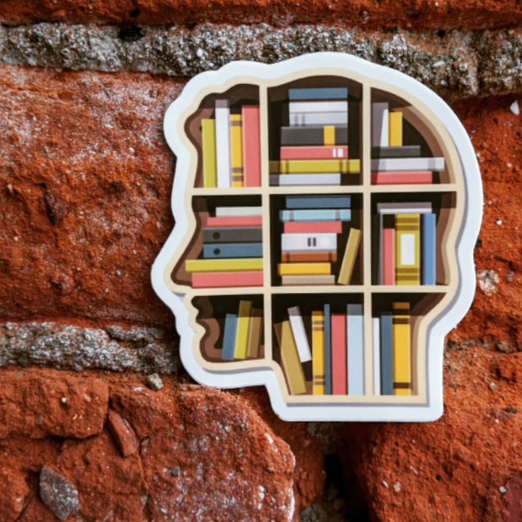 Book Theme Stickers