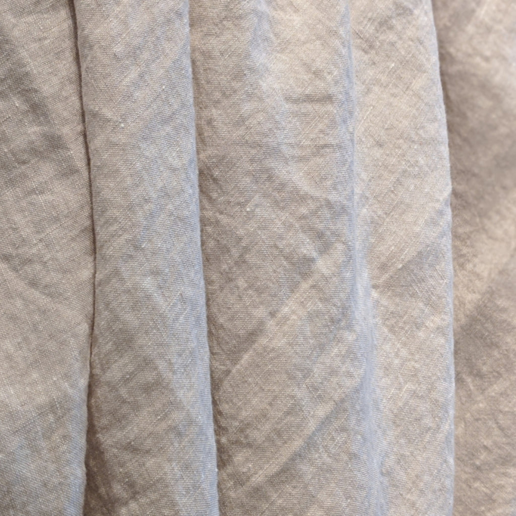 French Linen Tablecloth - Natural