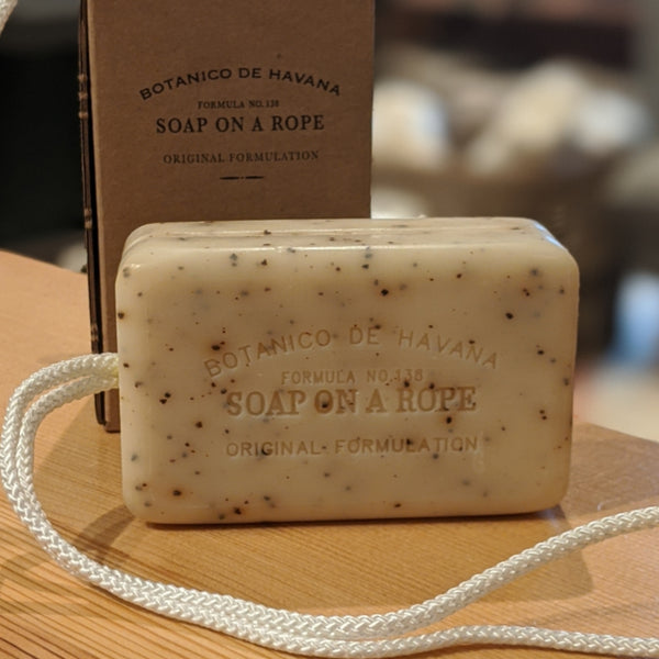 Botanico de Havana Soap on a Rope