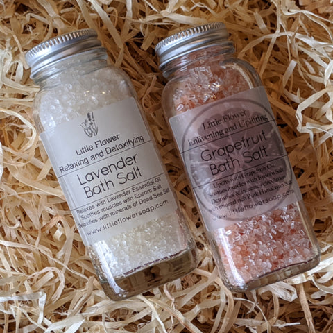Essential Oil Bath Salt
