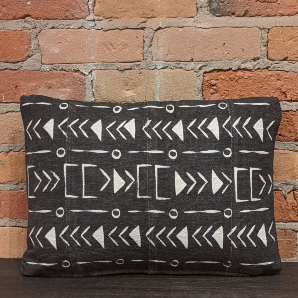 Mudcloth Pattern Pillow
