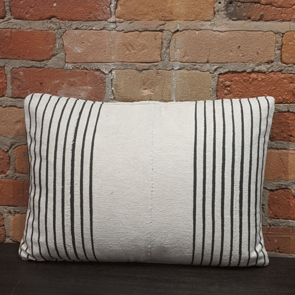 Mudcloth Lines Pillow