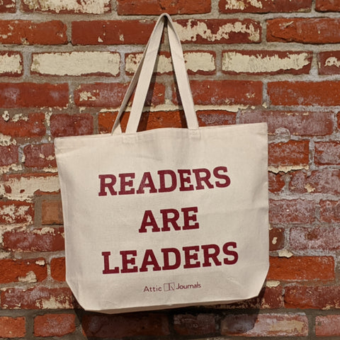 Readers Are Leaders Tote