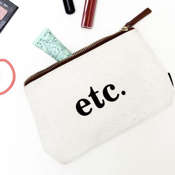 ETC. Travel Pouch