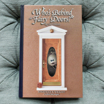 Book: Who's Behind the Fairy Doors