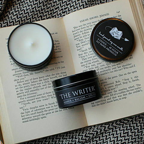 The Writer Candle 6 oz