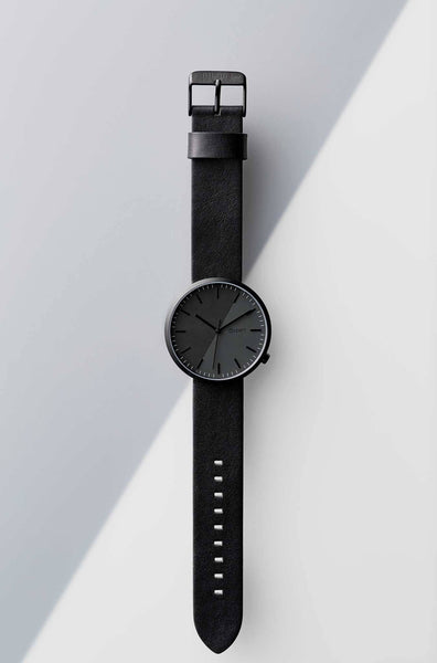 All Black Edition - LEHFT Minimalist Watches - 5