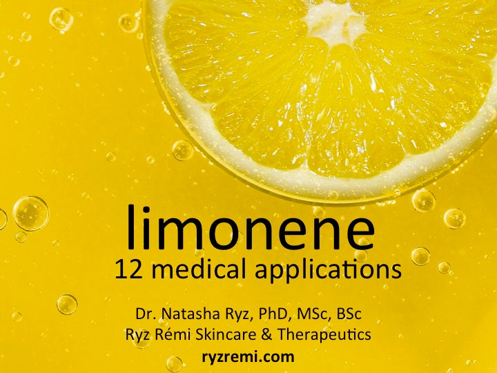 12 Medical Applications of Limonene