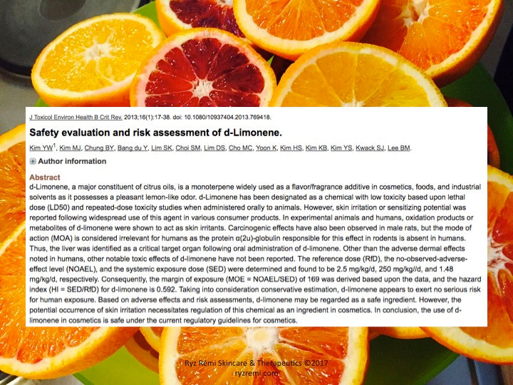 12 Medical Applications of Limonene 4