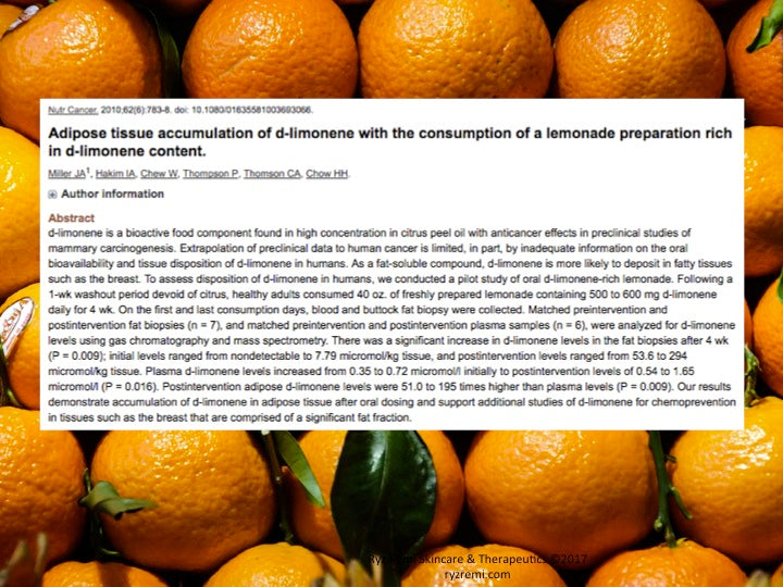 12 Medical Applications of Limonene 6